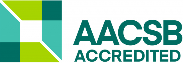 Association to Advance Collegiate Schools of Business (AACSB) logo